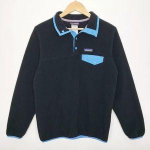 Patagonia Synchilla Snap T Fleece Pullover Medium
